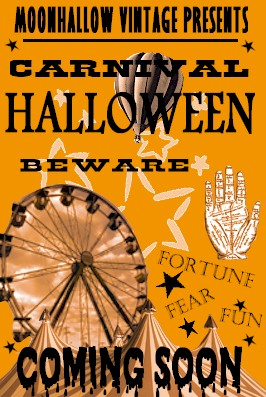 Fortune Fun Fear - Moonhallow Halloween Carnival