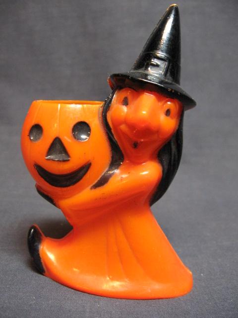 Vintage Halloween Decorations Plastic galleryhipcom - Plastic Halloween Decorations